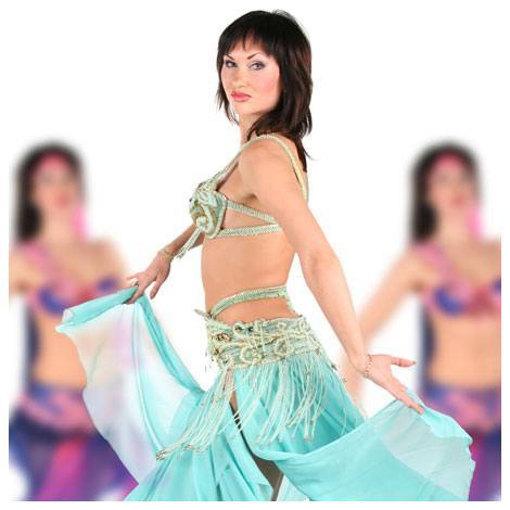Belly Dancing Hen Party Dance Class