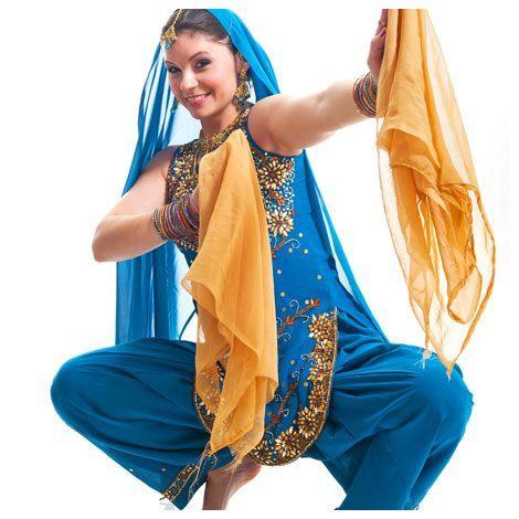 Bollywood Dance Class Hen Party