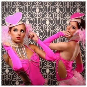 Burlesque Babes Hen Weekend