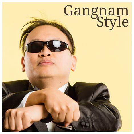 Gangnam Style Dance Class