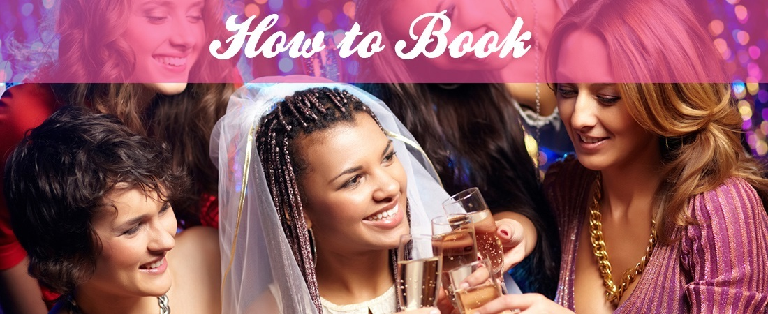 How to Book Your Hen Weekend